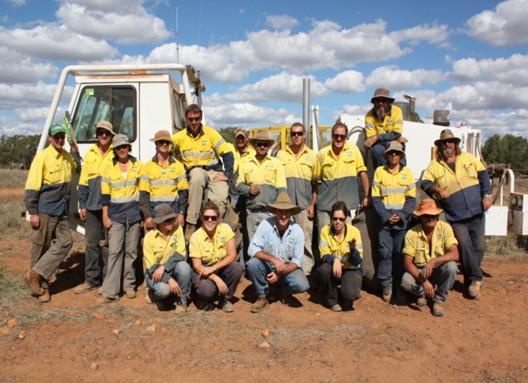 Employment Field Crew