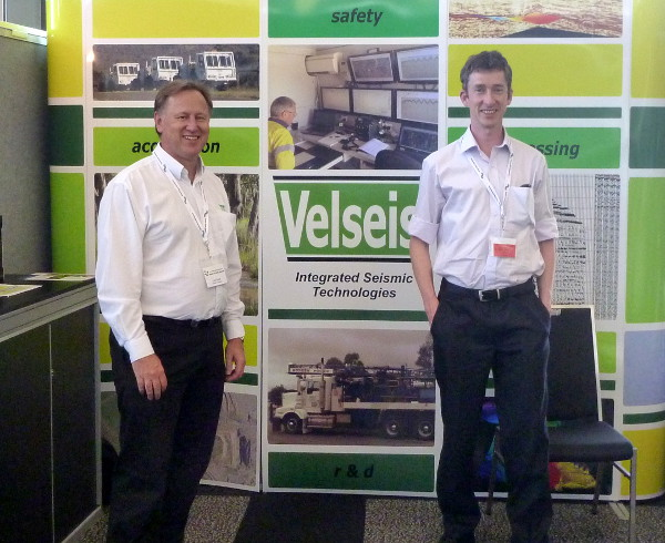 Velseis seismic contractor to the australian coal industry